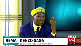 Muzaata cannot apologize to Kenzo| One on One with Tamale Mirundi