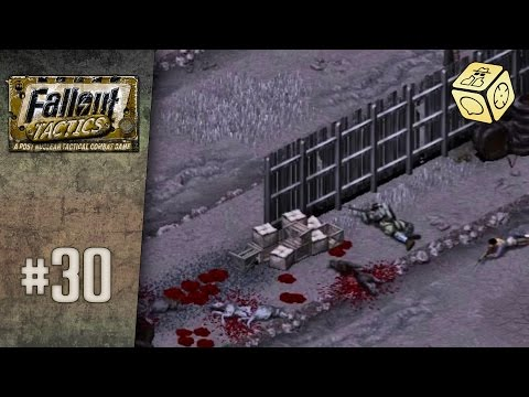 In defence of the ghouls - Let's Play Fallout Tactics Redux #30