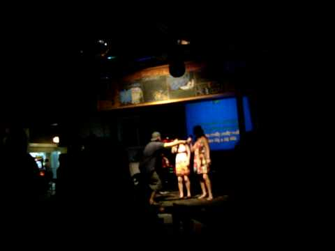 St Kitts - Karaoke Night vid 2