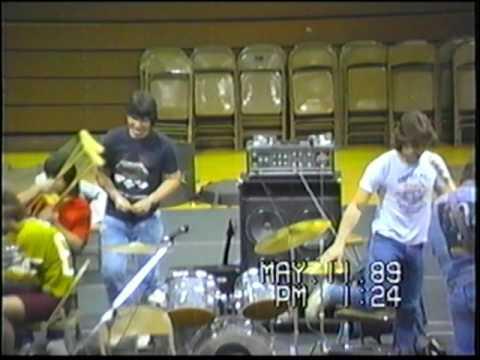 Leslie County High School 1989 Talent Show