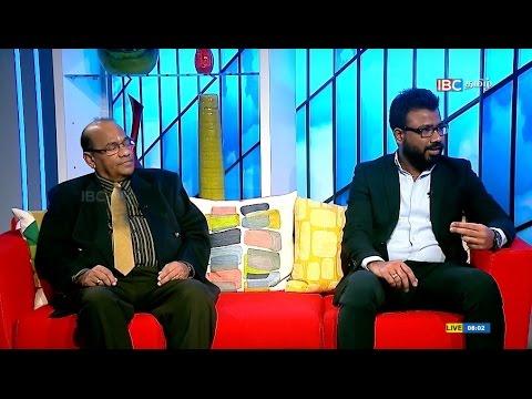 Indraiya Virunthinar |  London Tamil Market | 07.03.17 | IBC Tamil TV