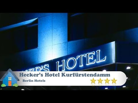 Hecker's Hotel Kurfürstendamm - Berlin Hotels, Germany