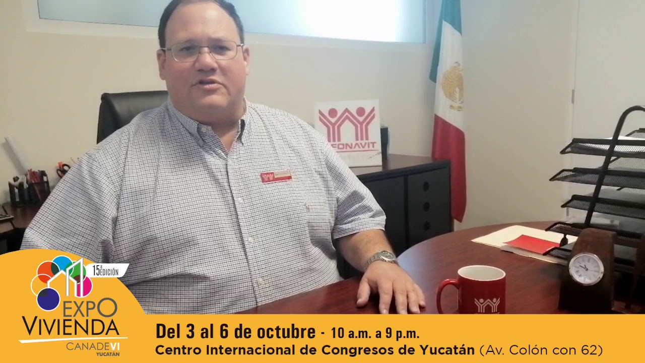 Infonavit presente en Expovivienda Yucatán 2019