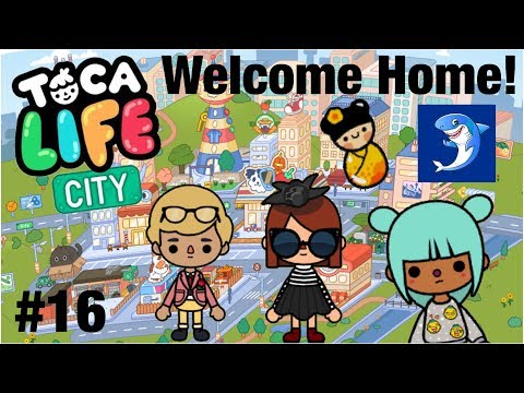 Toca life city | Welcome Home?! #16