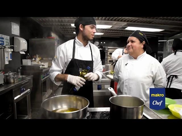 Desafio Bacalhau Makro Chef