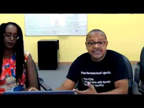 CaribWebDialogue - Gender and Sexual Orientation: The Challenge to Social Sustainability