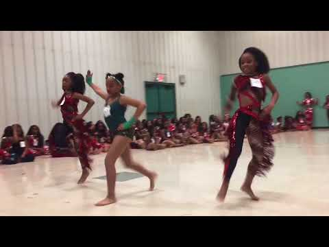 Baby Dancing Dolls Tryout 2018 - Maddy