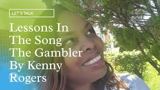 Lessons In Music [The Song The Gambler By Kenny Rogers] | Dr. Neva