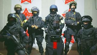 Страйкбол в Москве! Role-Play. Тренировка. \ Airsoft Russia.