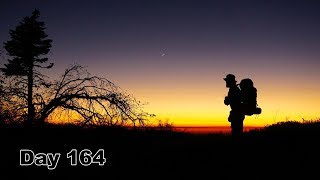 164 PCT - Sunsets and Night Hiking