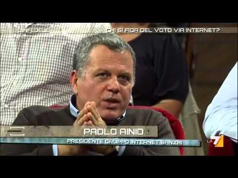 PAOLO AINIO: INTERNET MIGLIORA LA DEMOCRAZIA?