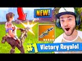 watch he video of *NEW* MINI-GUN coming to Fortnite: Battle Royale!