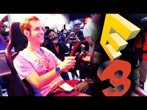 Big boy goes to E3
