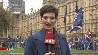 Erste Sendung ZIB18 | ORFeins