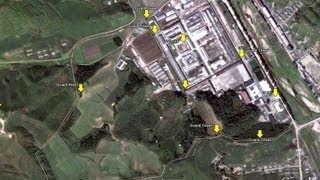 North Korean Labor Camps Found With Google Earth Free HD Video