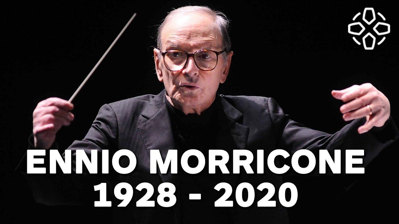A jó, a rossz és a komponista: Az Ennio Morricone-portré - YouTube