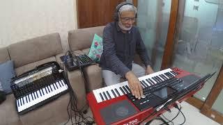 Roop Tera Mastana Instrumental Kuddus Noorani