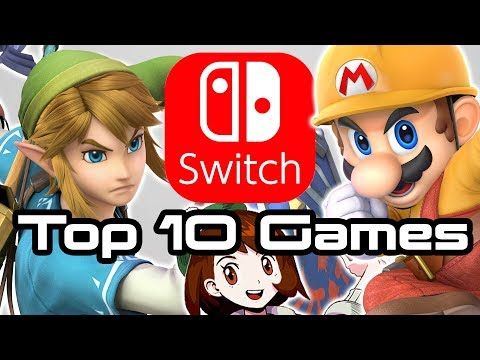 Top 10 Nintendo Switch Games!