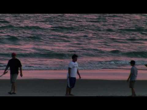 Ryan Grant Keith Busch Light Beach