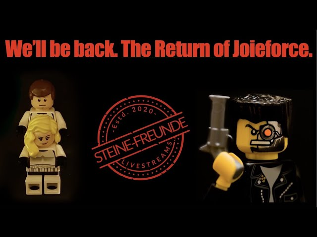 We'll be back! The Return of JoieForce