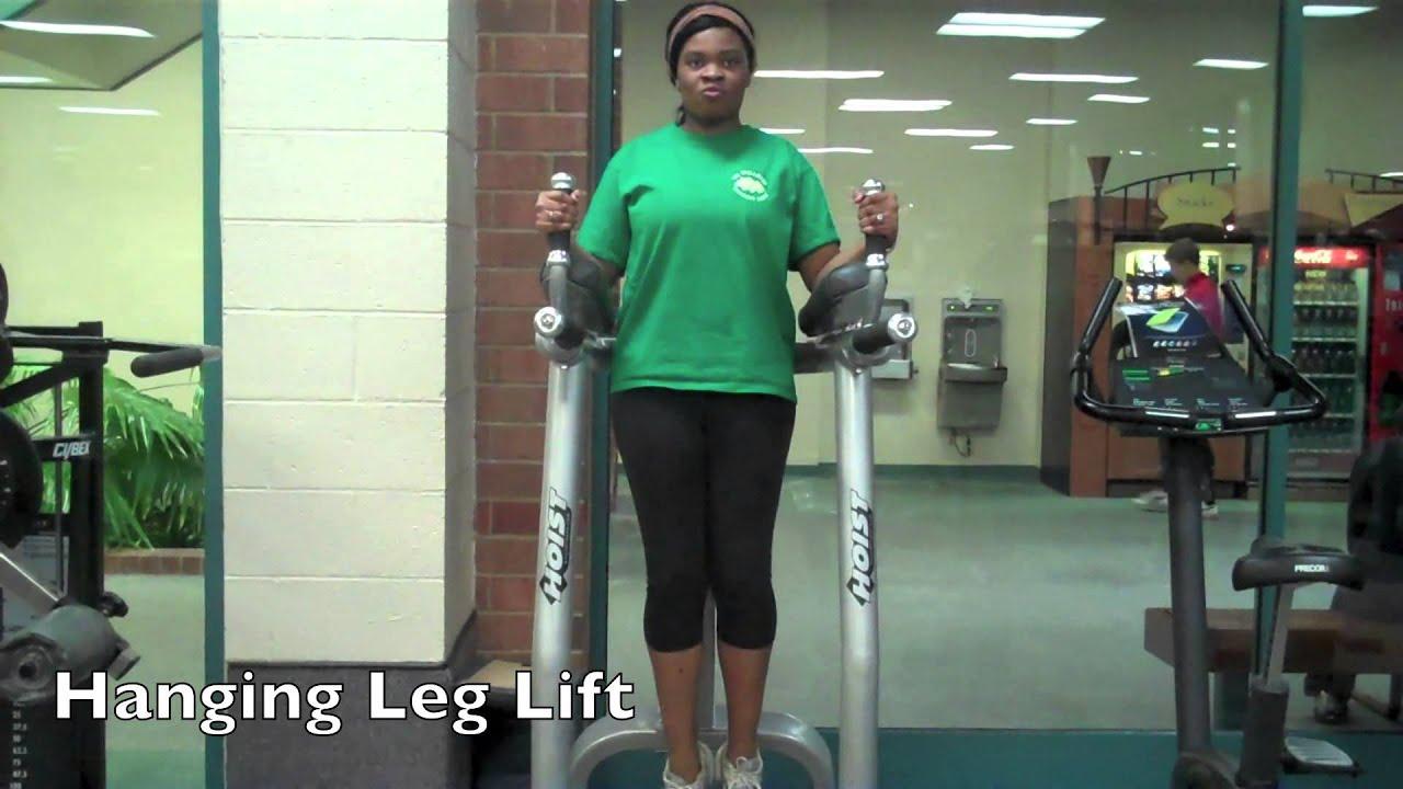 leg lift machine