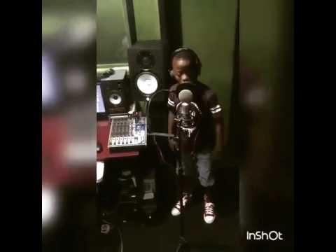 Destiny Boy – IF (Fuji Version Of Davido's Cover) Studio Session