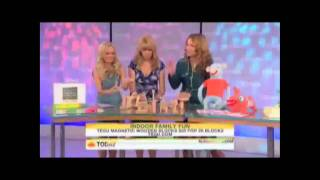Tegu Magnetic Wooden Building Block Toys On Today Show