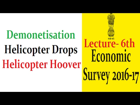 Economic Survey 2016-17- Lecture- 6th - [UPSC/PCS/RBI-Gr-B/SBI-PO/IBPS/SSC] By VeeR