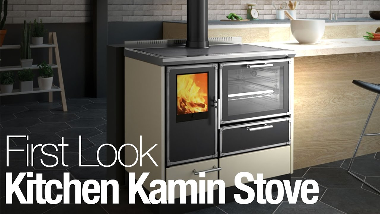 This Modern Oven Doesnu0027t Cook With Gas Or Electricityu2014it Uses Wood