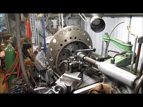 Motorizing a Harbor Freight Tubing Roller #5