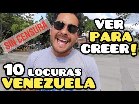 10 locuras que sólo pasan en Venezuela