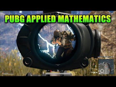 PUBG Applied Mathematics With StoneMountain64