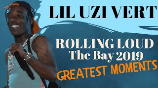 Lil Uzi Rolling Loud 2019 highlights by @Deniedapproval