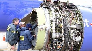Самолёт Southwest Airlines экстренно сел в США, погибла пассажирка