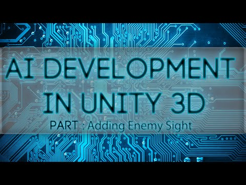 Unity AI: Adding Enemy Sight
