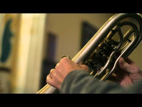 Civil War Eb Alto Trumpet w/ Allan Dean