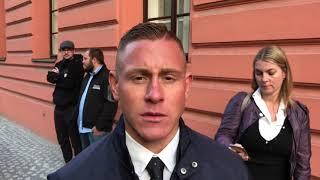 OBŽALOVANÝ POLICISTA ŠIMON V. DĚKUJE ZA PODPORU