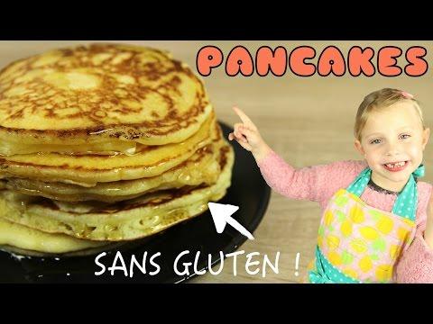 ♡•-recette-pancakes-sans-gluten-|-facile-et-rapide-•♡