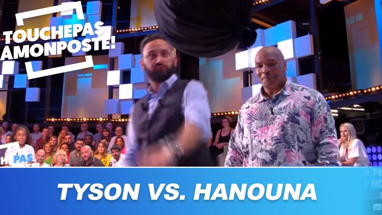 Cyril Hanouna est-il plus fort que Mike Tyson au punching-ball ?