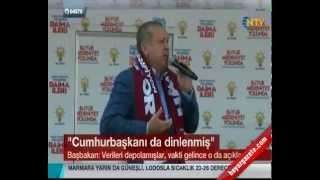 Başbakan Erdoğan - AK Parti Hatay Mitingi 2014