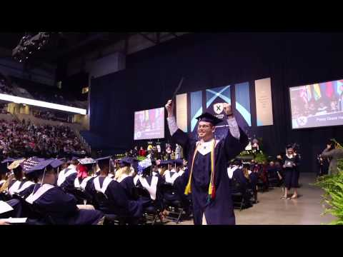 #XUGRAD15 - The Commencement