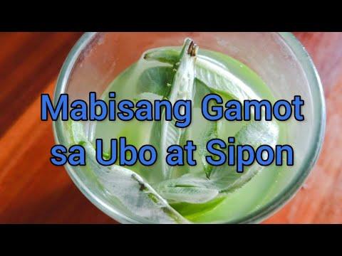 Mabisang Gamot Para sa Ubo at Sipon – Medicine for Cough and Cold | herbal | halamang gamot #Herbalmedicine