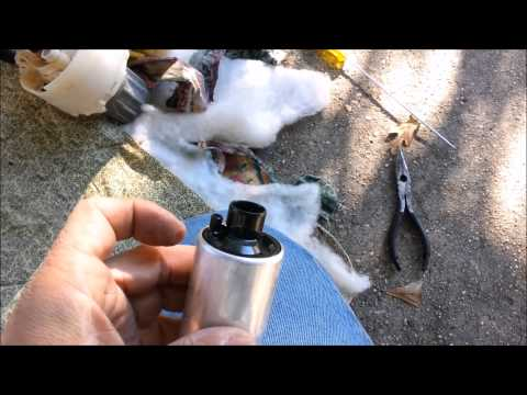 HOW TO REMOVE AND REPLACE FUEL PUMP 2000 AUDI A8