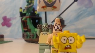 lego spongebob shanghaied PART 2