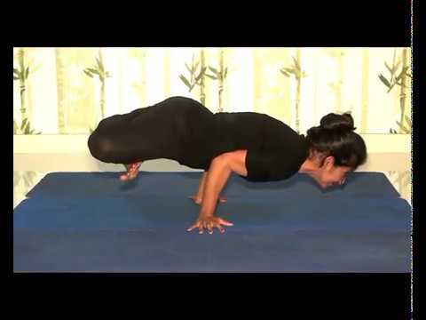 how to do padma mayurasana / lotus peacock pose  youtube