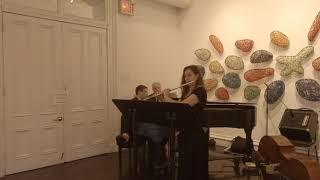 Sonata for Flute, Mvt. III - Matthew Koraus composer