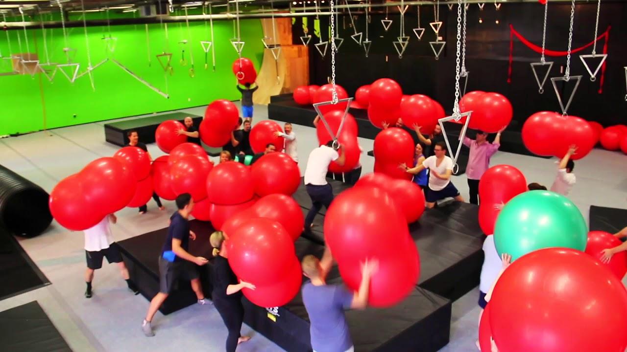 Team Building, Parties, & Classes   CO   Warrior Challenge Arena