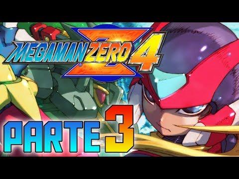 Megaman Zero 4 - Parte 3 - AI.