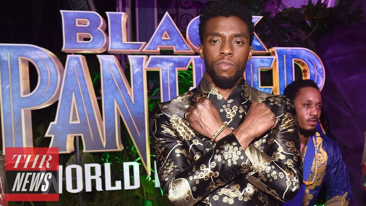 'Black Panther' Sequel: Chadwick Boseman's Death Throws Plans Into Question for Disney | THR News
