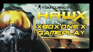 Tom Clancy's H.A.W.X Xbox One X Gameplay